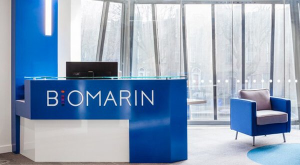 BioMarin Reports Results of Brineura (cerliponase alfa) for Patients with CLN2 Disease Aged 3 to 16 yrs.