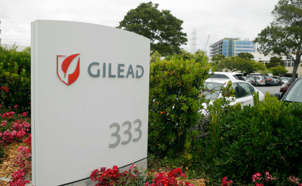 Gilead Reports Updated Results of Descovy in P-III DISCOVER Study for Pre-Exposure Prophylaxis of HIV