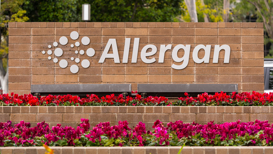 Allergan Reports FDA's Acceptance of NDA for Bimatoprost Sustained-Release to Treat Glaucoma or Ocular Hypertension